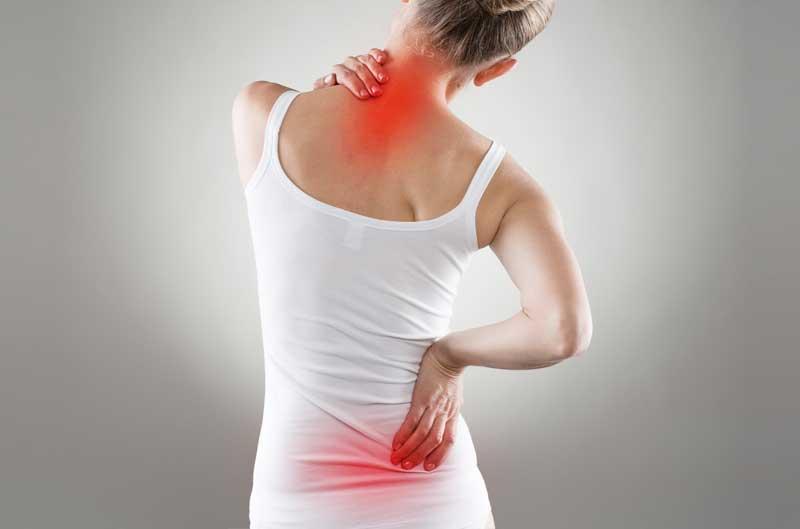 back pain